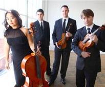 Calidore String Quartet Makes Carnegie Hall Debut on 5/10