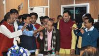 Watch: Manoj Tiwari says 'Urban Naxalite' Kejriwal 'provoked' his men to attack delegation, Delhi CM denies charge