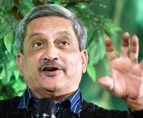 Manohar Parrikar arrives in Beijing for talks with top Chinese army officials