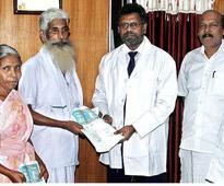 Farmer, wife pledge to donate bodies