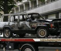 Luxury store robbed in Paris