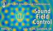 AES Sound Field Control Conference to Break New Ground