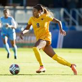 United state of soccer represented in USC-West Virginia Women's College Cup final