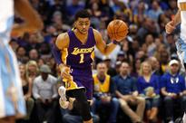 Lakers GM Mitch Kupchak told D'Angelo Russell not to 'worry' about trade rumors