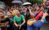 Gorkhaland unrest: Indefinite shutdown to continue in Darjeeling, GJM decides to pull out of GTA