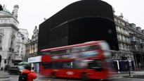Iconic Piccadilly Circus billboards switched off for longest time since WWII