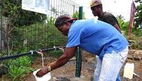 Drinking water crisis hits Indian Ocean island