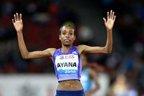 Ayana close to Dibaba record at Rabat Diamond debut