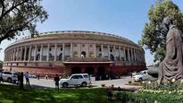 LS adjourns for the day as Congress protests attack on Rahul Gandhi