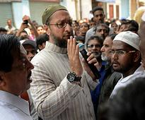 Asaduddin Owaisi arrested in assault case, later released on bail