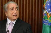 Brazil's president, beset on all sides, struggling as savior
