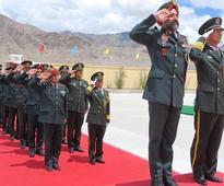 Parrikar in Beijing for weeklong China-India talks