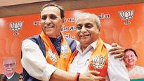 Gujarat elections: BJP's first list of candidates shows trust in old war horses, several sitting MLAs get ticket