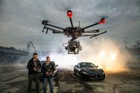 DJI M600 is the stealth fighter of the drone world for video perfectionists