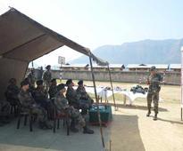 Lt Gen Praveen Bakshi reviews security situation in Manipur ahead of polls