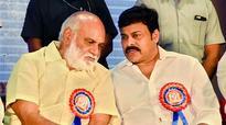 K. Raghavendra Rao is like family: Chiranjeevi