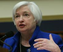Legal issues could be resolved for Federal Reserve to set negative interest rates, Janet Yellen says