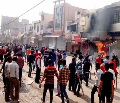 Haryana braces for fresh Jat stir; Sec 144 imposed in Rohtak