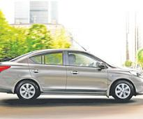 2013 Sunny inspires customers with refined driving experience