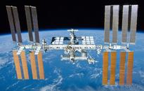 ISS now visible in the evening sky