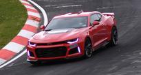New Chevy Camaro ZL1 slashes Nurburgring lap time [Video]