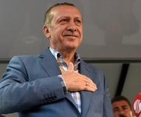 Erdogan calls for snap election in Turkey in June amid crackdown on dissent