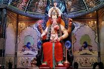 Witness revelry at Lalbaugcha Raja live on TV