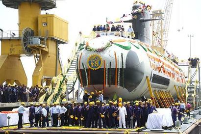 French ex-naval officer behind Scorpene leak?