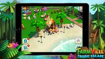 Zynga Launches FarmVille: Tropic Escape on Mobile