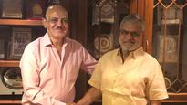 CP Joshi talks future of cricket with BCCI chief