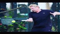 Three time Wimbledon tennis champion Boris Becker declared bankrupt