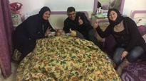 World's heaviest woman leaves Egypt for Mumbai as teams of docs monitor her