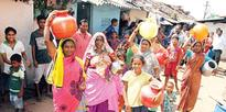 Mormugao residents frustrated over water shortage