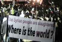 Jimmy Carter: A First Step for Syria? Stop the Killing