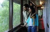Koel-Parambrata shoot in Darjeeling