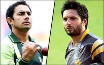 PCB drops Shahid Afridi, Saeed Ajmal from central contract