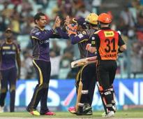 Spinners take Kolkata Knight Riders in to Playoffs