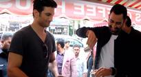 MS Dhoni and Sushant Singh Rajput enjoy filter coffee, watch video