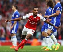 Arsenal forward Theo Walcott credits improved form to attitude change