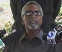 Abdi Hashi won Upper house Speaker
