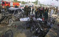 25 dead in vegetable market explosion in Lahore's Ferozepur