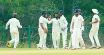 Ranji: Spinners bring Kerala back to game on Day 2