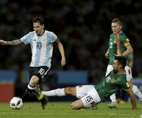 Lionel Messi is the best player in the world: Vidal