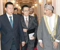 Fahd and Wang Yong hold talks to strengthen ties
