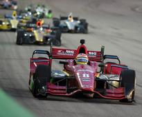 Sage Karam on IndyCar ride: 'Just waiting for some seats to open up'