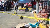 Gunmen kill 6 vendors at pop-up market in Mexico's Acapulco