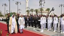 PM Narendra Modi holds talks with Saudi King to boost strategic ties