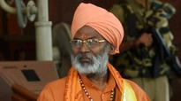 Sakshi Maharaj booked for threatening police officials