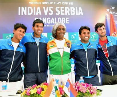Davis Cup: Anand Amritraj hopes to bow out on a high