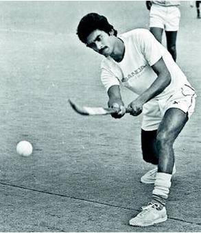 Mohammed Shahid: Hockey's great genius